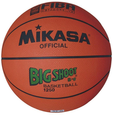 Mikasa 826090     ~ MIKASA 1250 BIG SHOOT B/BALL 5 New zealand nz vaughan