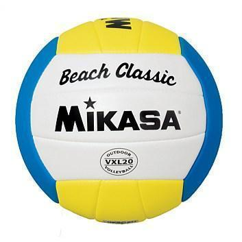 Mikasa 82614      ~ MIKASA VXL20 BEACH VOLLEYBALL New zealand nz vaughan