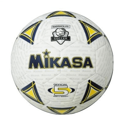 Mikasa 826142     ~ MIKASA FOOTBAL SS50-BY SIZE 5 New zealand nz vaughan