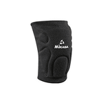 Mikasa 890831     ~ MIKASA 832 KNEE PADS SNR BLACK New zealand nz vaughan