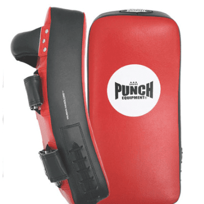 Punch Equipment 90356      ~ AAA THAI PAD CURVE PTP27BR New zealand nz vaughan