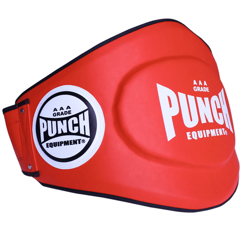 Punch Equipment 90442      ~ PUNCHTEX BELLY PAD RED New zealand nz vaughan