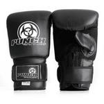 Punch Equipment MULTI-ITEM 900114     ~ URBAN BAG MITTS BLACK New zealand nz vaughan