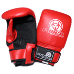 Punch Equipment MULTI-ITEM 900124     ~ URBAN BAG MITTS RED New zealand nz vaughan