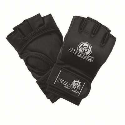 Punch Equipment MULTI-ITEM 900314     ~ URBAN MMA GLOVES BLACK New zealand nz vaughan