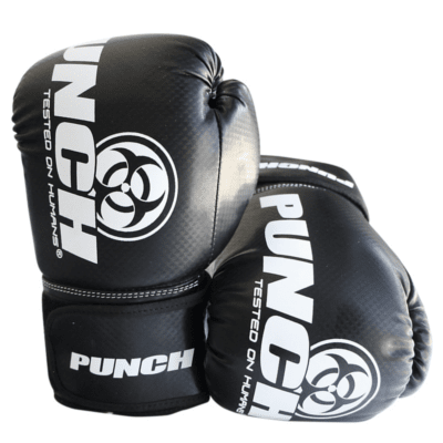 Punch Equipment MULTI-ITEM 901115     ~ URBAN BOXING GLOVES BLACK New zealand nz vaughan