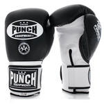 Punch Equipment MULTI-ITEM 902016     ~ TROPHY GET GLOVES BLACK/WHITE New zealand nz vaughan