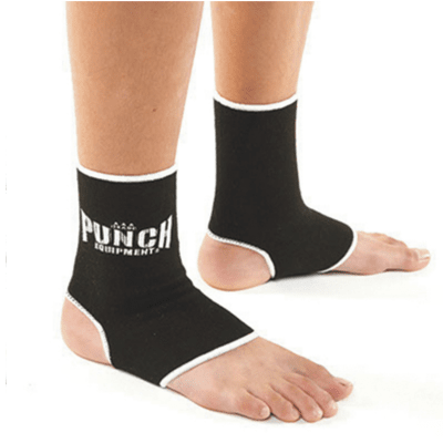 Punch Equipment MULTI-ITEM 904353     ~ ANKLETS BLACK COTTON New zealand nz vaughan