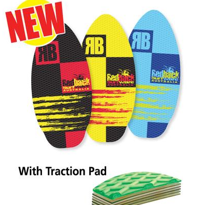 "Redback 42133      ~ REDBACK SOFT TOP 41"" SKIMBOARD New zealand nz vaughan"