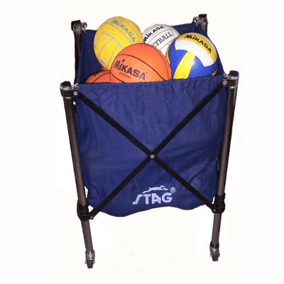 Stag 854304     ~ STAG BALL CANVAS TROLLEY New zealand nz vaughan