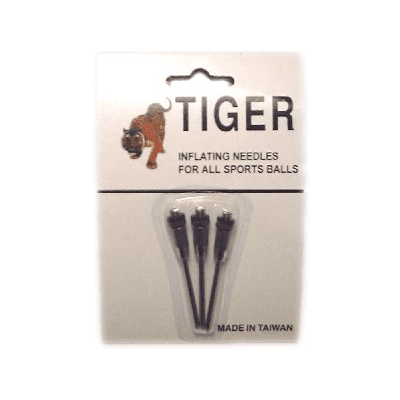 Tiger 85003      ~ INFLATING NEEDLES - REG CARD 3 New zealand nz vaughan