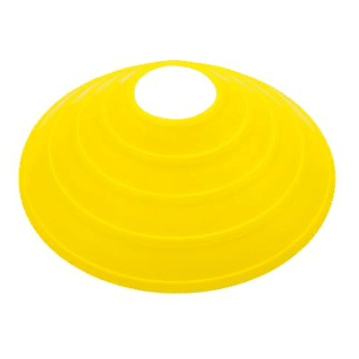 "Tiger 85782      ~ 2"" KICKING TEE/CONE - YELLOW New zealand nz vaughan"