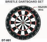 Tiger Darts G510581    ~ TIGER BRISTLE DARTBOARD RAZOR New zealand nz vaughan