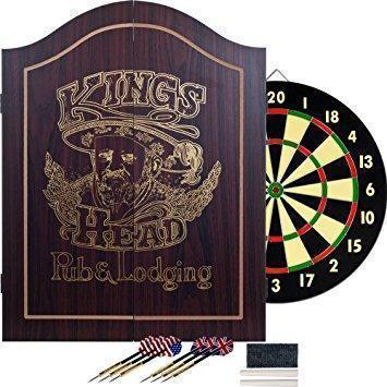 Tiger Darts G52        ~ TIGER DARTBOARD CABINET MDF New zealand nz vaughan