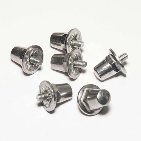 Tiger MULTI-ITEM 16mm 84771      ~ TIGER  RUGBY BOOT STUDS ALUMINUM