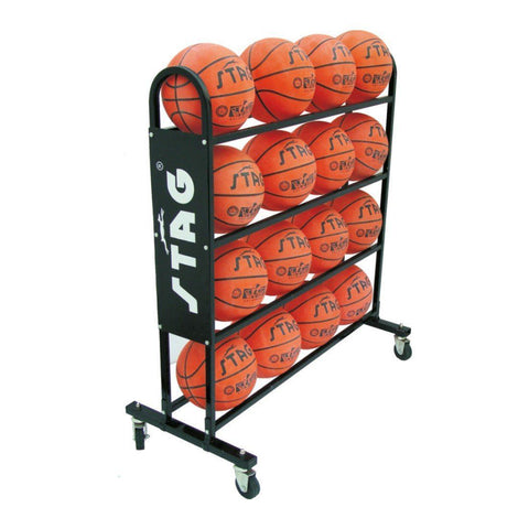 Vaughan Sports 854302     ~ STAG BALL STAND   - 16 BALL