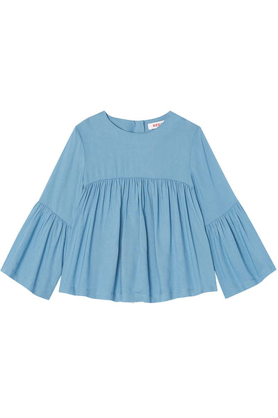 Bluza fete Blue Heaven by Red Wagon, albastra, marimea 104 cm, 4 ani