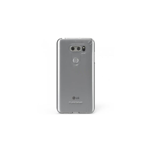 Husa LG V30 Pure Gear, transparenta, design slim