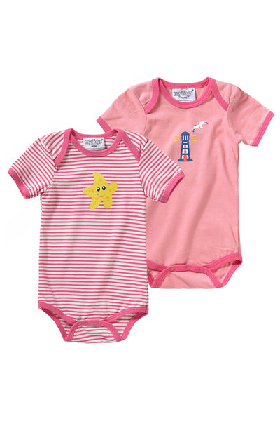 Set 2 body-uri fete myToys, multicolor