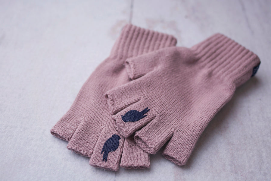 Flip'em the Bird | pinky miraj - navy