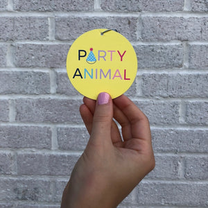 Party Animal Collar Dot