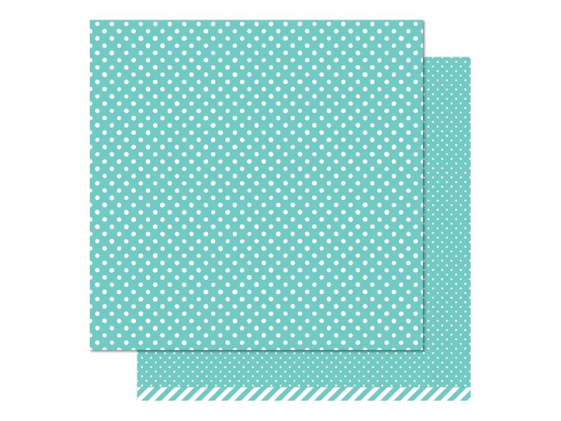 Lawn Fawn Lets Polka 12 x 12 Cardstock