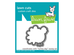 Lawn Fawn Turkey Day Lawn Cuts