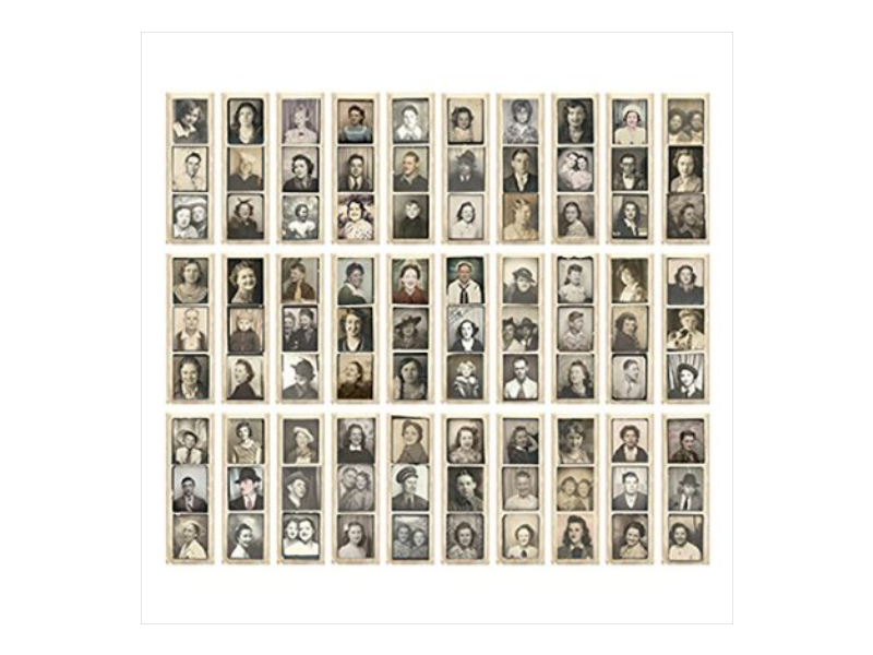 Tim Holtz Idea-ology Photo Booth Vintage Photos