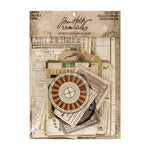 Advantus - Tim Holtz - Idea-ology Collection - Layers - Collector