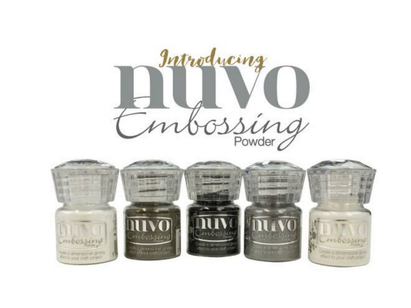 NUVO EMBOSSING POWDERS