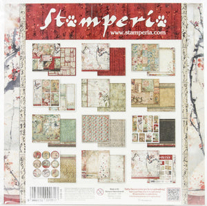 Stamperia Oriental Garden Collection