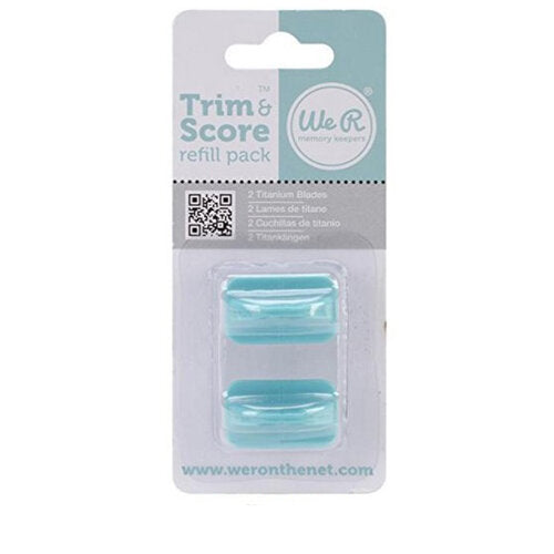We R Memory Keepers Trim & Score Refill Pack  71338-8