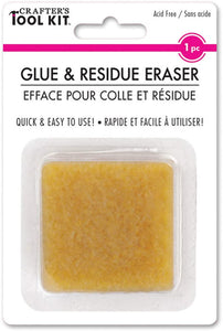 Crafters Square Glue and Eraser
