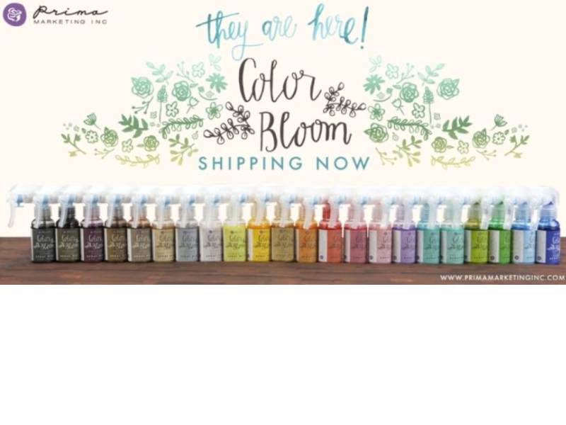 Prima Color Bloom Sprays