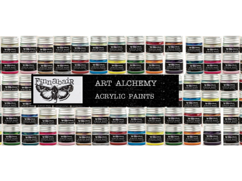Prima Art Alchemy-Acrylic Metallique Paint