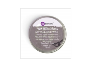 Prima Finnabair Art Alchemy Metallique Wax