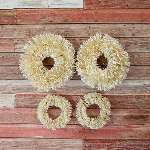 Prima - Christmas in the Country Collection - Sisal Wreaths