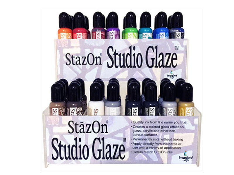 Staz On Studio Glaze