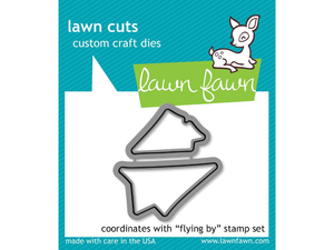 Lawn Fawn Flying By Lawn cuts