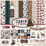 Echo Park Cabin Fever 12 x 12 Collection Kit