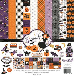 Echo Park Bewitched 12 x 12 Collection Kit