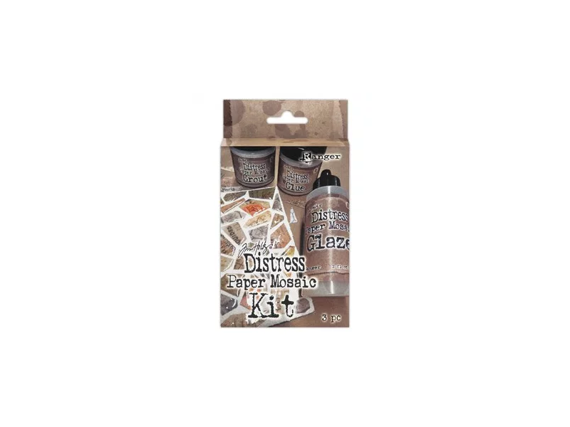 Ranger Tim Holtz Distress paper Mosaic Kit