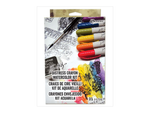 Tim Holtz Distress Crayon Watercolor Kit