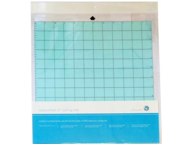 Silhouette CAMEO 12-INCH CUTTING MAT