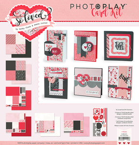 Photo Play So Loved Card Kit