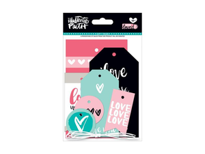 Bella Blvd Illustrated Faith You are Loved Collection Gift Tags