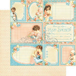 Graphic 45 Precious Memories Collection -Cutie Pie