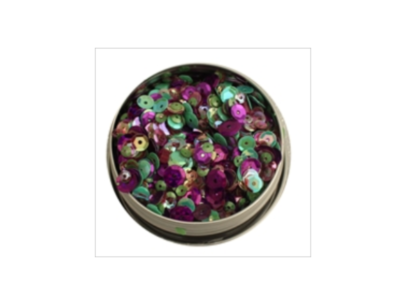Buttons Galore Sequins Tins by Lilac Lane