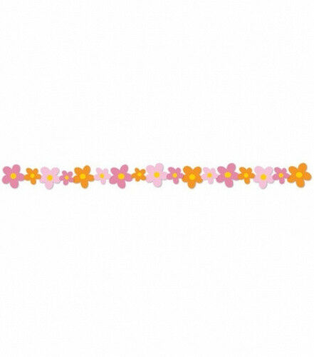Sizzix Sizzlits Decorative Strip Die-Flowers. Ellison.
