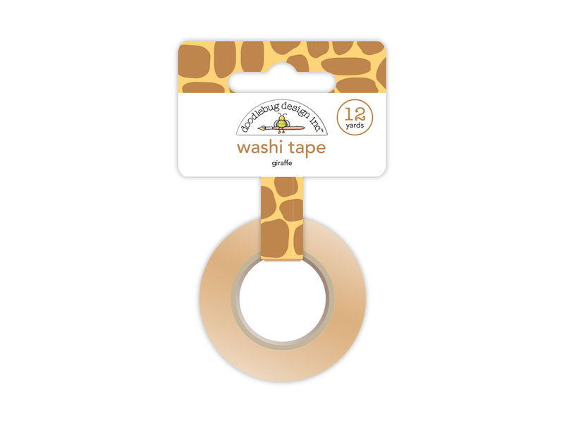 Doodlebug Designs At the Zoo Collection Washi Tape